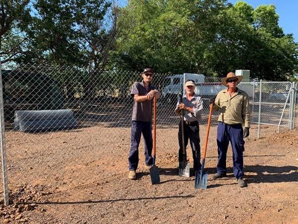 Wyndham Fencing Project