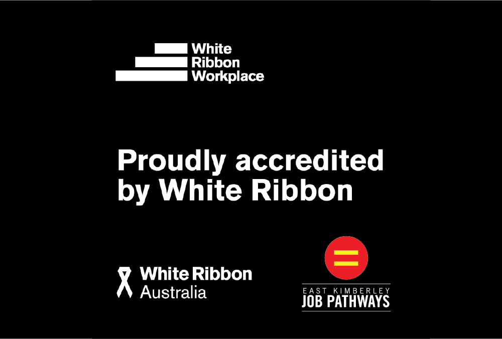 Proudly Announcing EKJP's White Ribbon Australia Workplace Accreditation