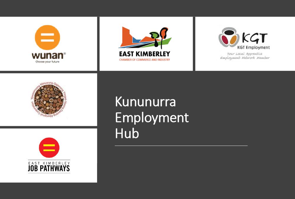 Launching the Kununurra Employment Hub