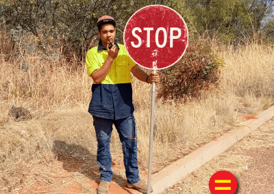 Traffic Management Job Seekers in Action