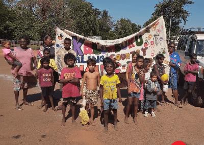 The Kalumburu March
